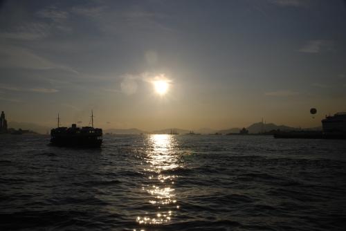 Hong Kong - port Wiktorii