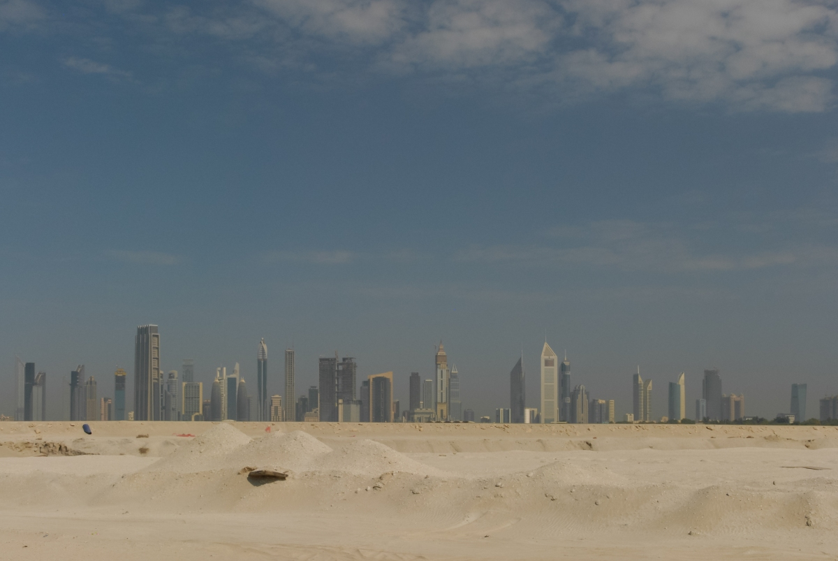 ZEA - Dubaj (1) - miasto marzeń i fantazji