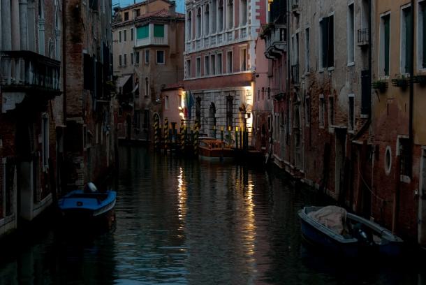 Wieczór w Wenecji