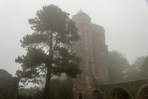 W takim miejscu przez blisko pół wieku żyła pogrążona w niełasce hrabina Cosel