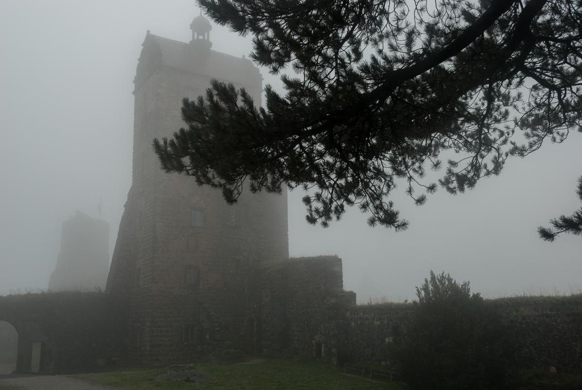 Zamek Stolpen i hrabina Cosel