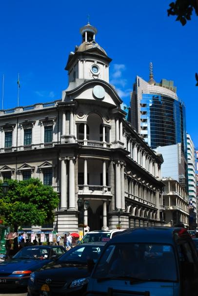 To nie jest miasto europejskie. Mimo zwodniczego stylu architektonicznego - to Makau