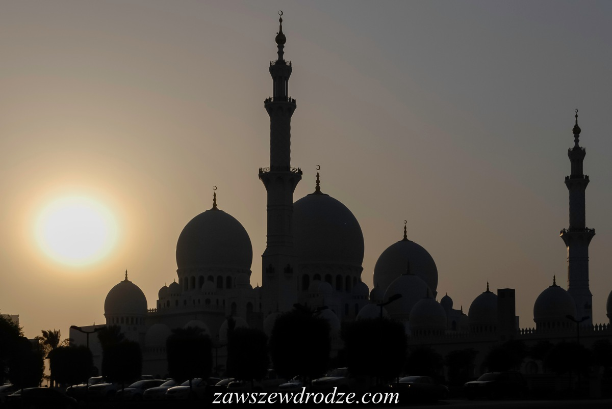 ZEA (3) - Meczety Emiratów