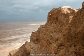 Izraelska twierdza Masada
