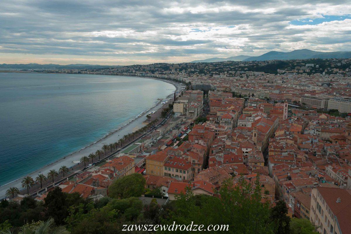 Zaskakujące oblicza Nicei