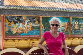 Siem Reap – miasto wKambodży