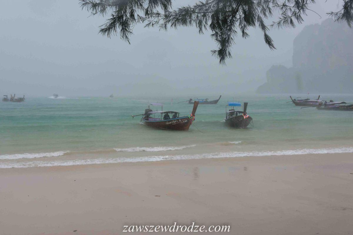 Gdy pada w tropikach...