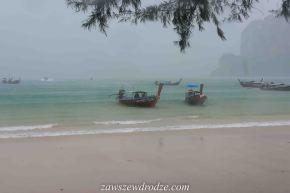 Gdy pada w tropikach…